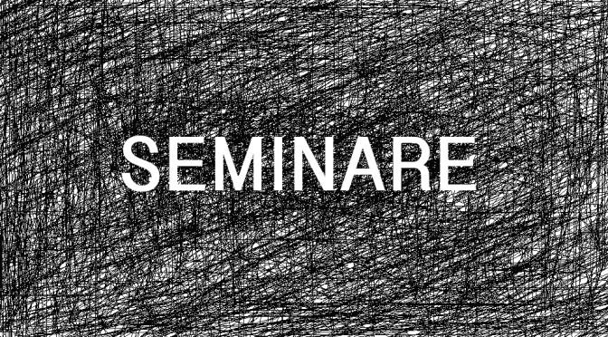 Seminare – für Karriere und Erfolg